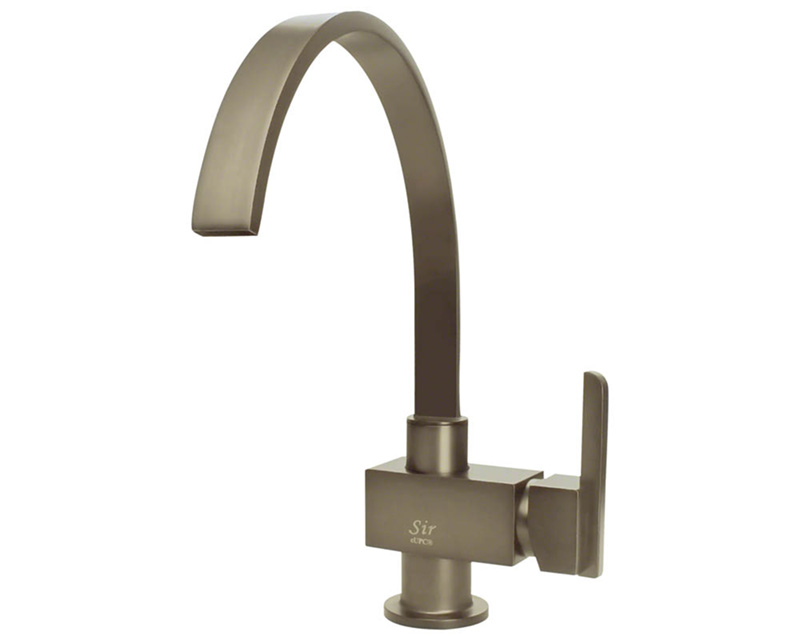 brushed nickel kitchen faucets rta cabinet store gooseneck kitchen faucet gooseneck kitchen faucet parts
