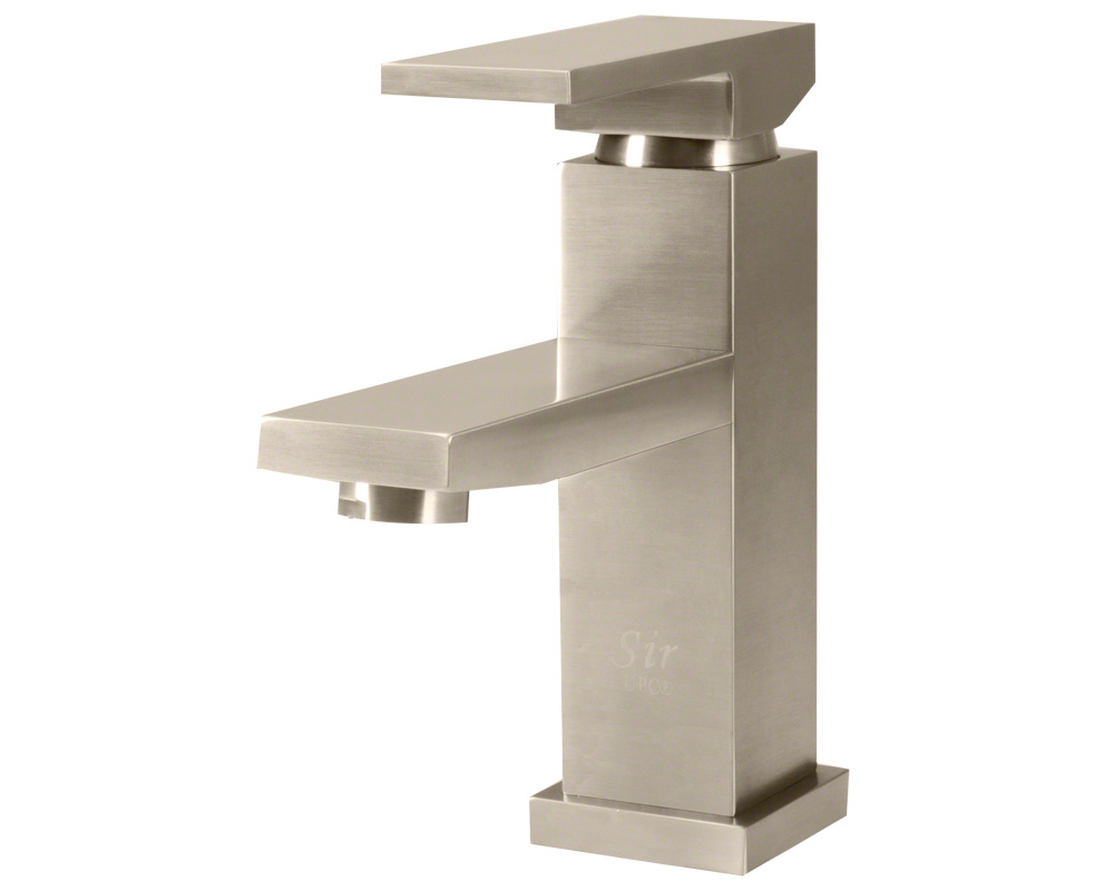 720-BN Brushed Nickel Vessel Faucet