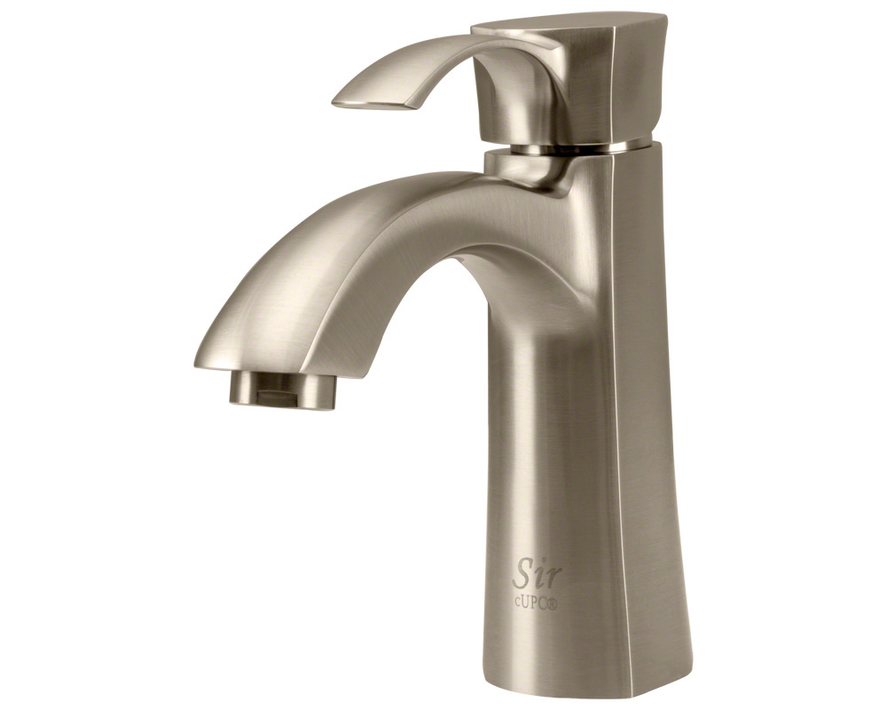 725-BN Brushed Nickel Vessel Faucet