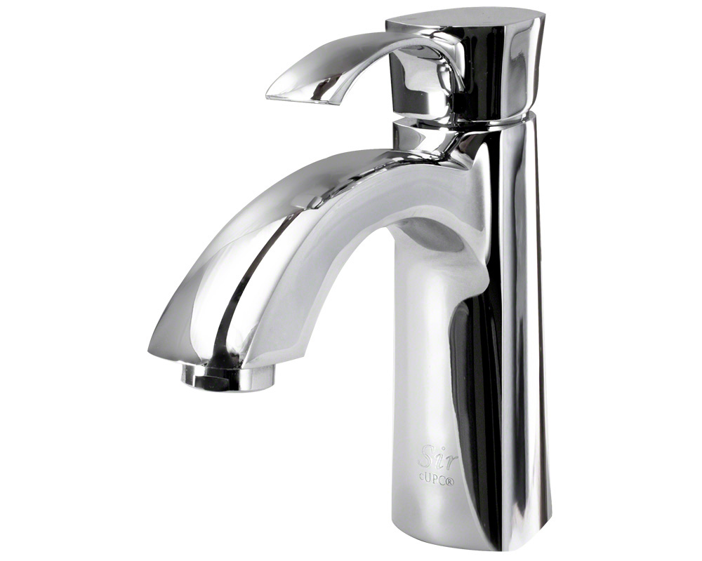 725-C Chrome Vessel Faucet
