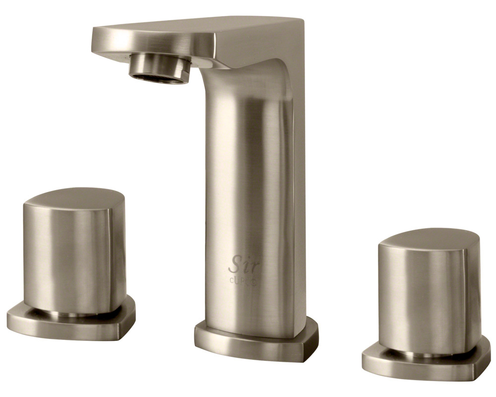 728-BN Brushed Nickel Widespread Lavatory Faucet