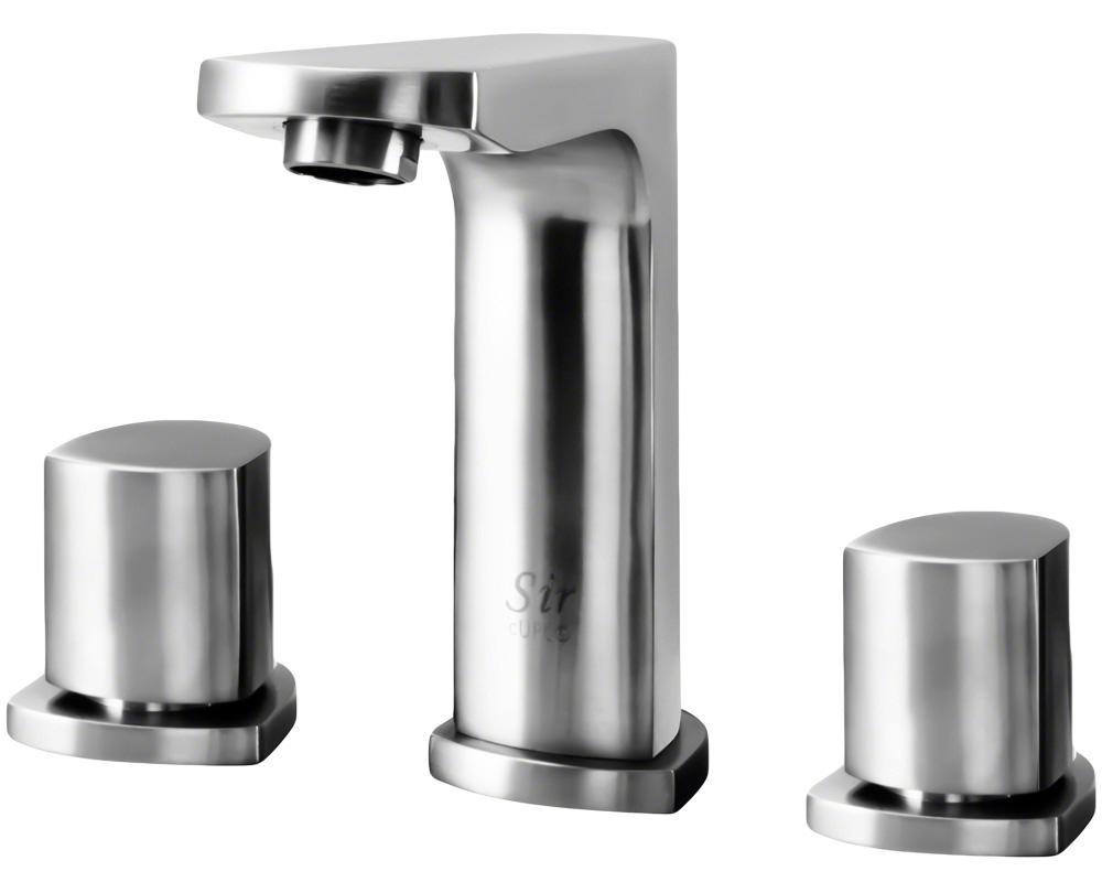 728-C Chrome Widespread Lavatory Faucet