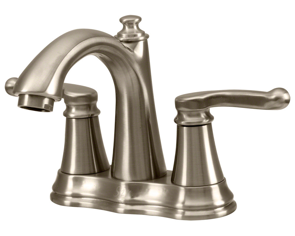 754-BN Brushed Nickel Widespread Lavatory Faucet
