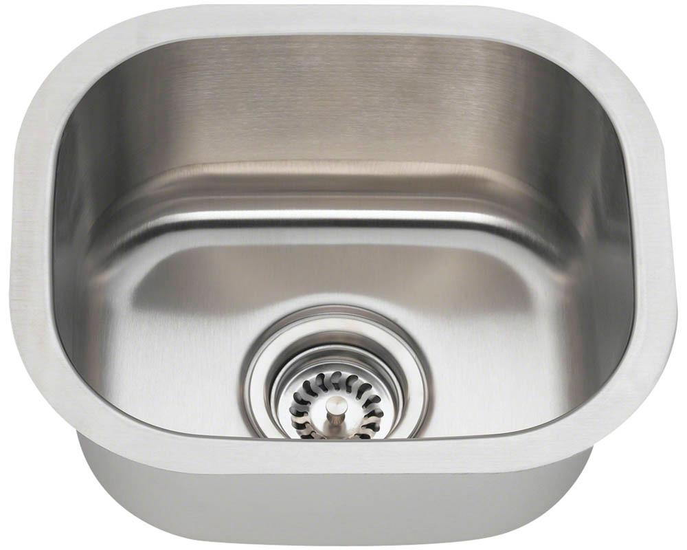 Polaris P2151 Stainless Steel Bar Sink
