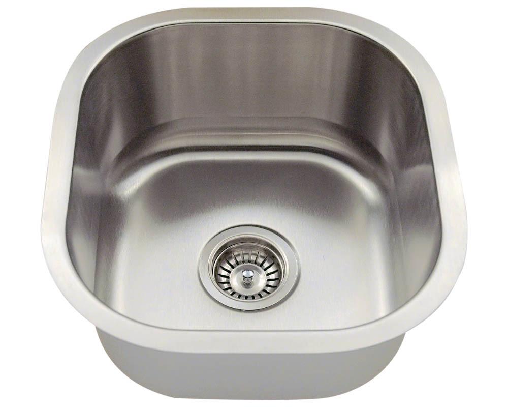 Polaris P6171-18 Stainless Steel Bar Sink