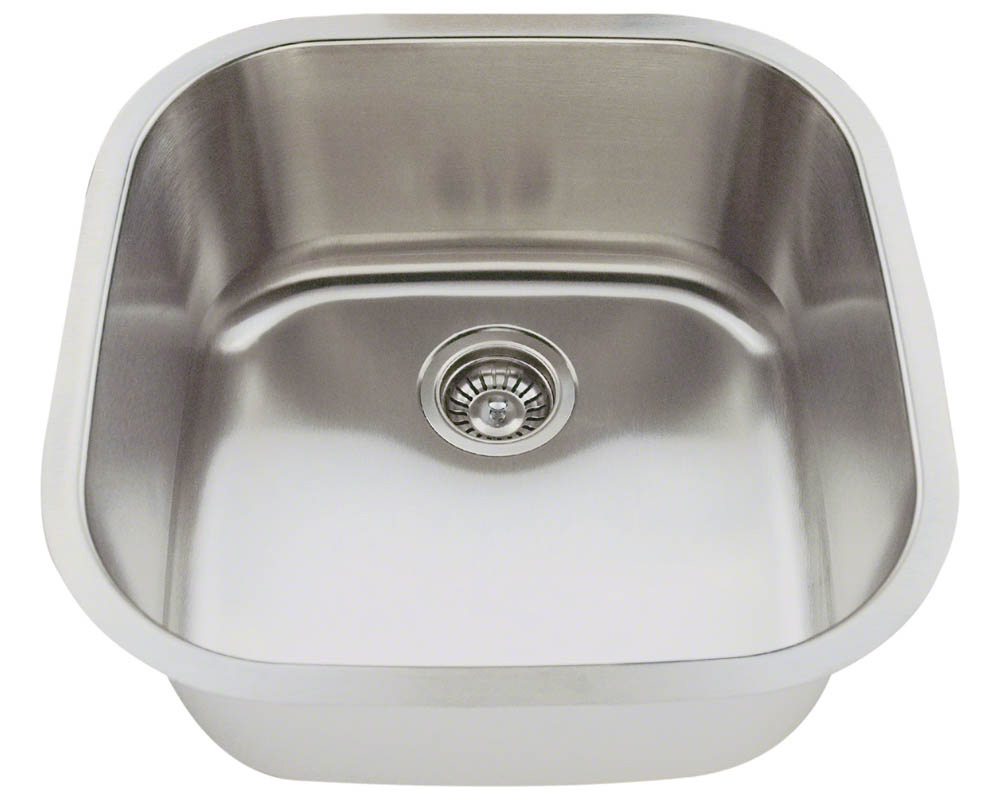 Polaris P0202-18 Stainless Steel Bar Sink